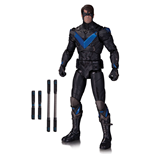 Batman Arkham Knight Actionfigur Nightwing 17 cm