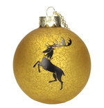 Game of Thrones Glas-Christbaumschmuck Baratheon