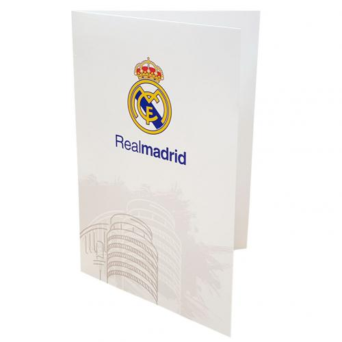 Grusskarte Real Madrid