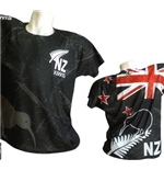 T-Shirt All Blacks