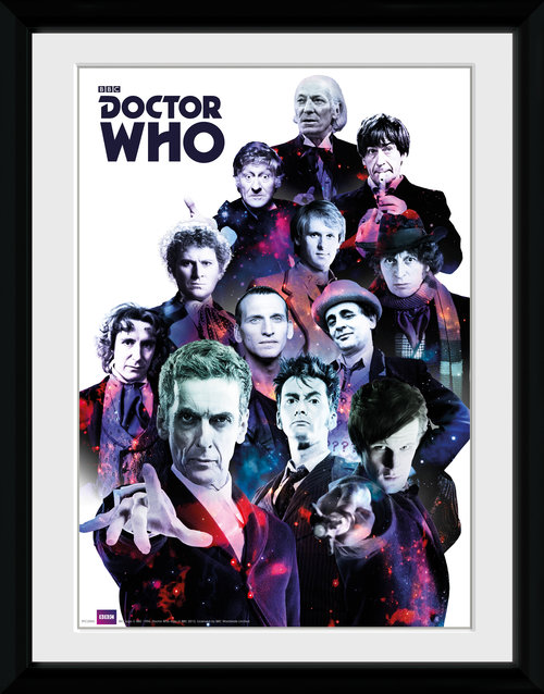 Kunstdruck Doctor Who  180837