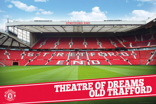 Poster Manchester United FC 180847