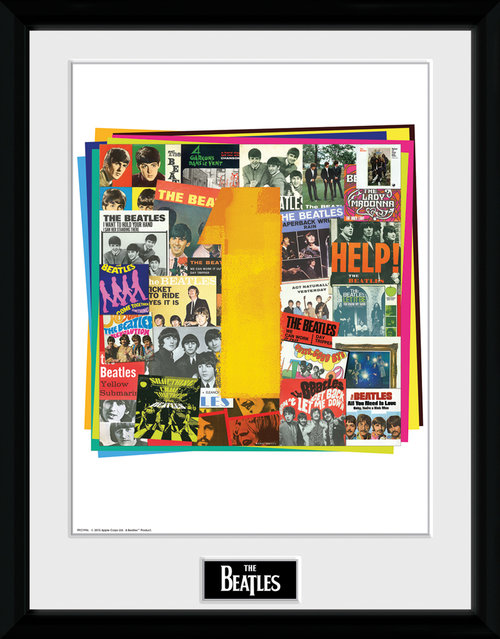 Kunstdruck Beatles