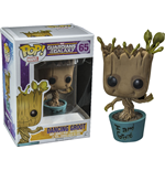 Guardians of the Galaxy POP! Vinyl Wackelkopf-Figur I am Dancing Groot 10 cm