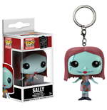 Nightmare Before Christmas Pocket POP! Vinyl Schlüsselanhänger Sally 4 cm