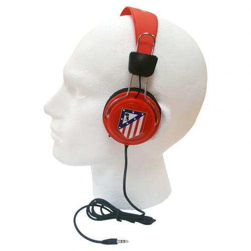 PC Kopfhorer Atletico Madrid