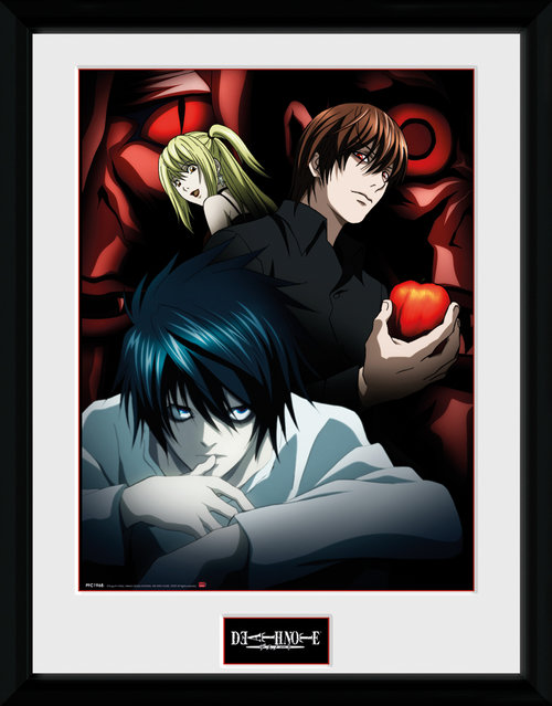 Kunstdruck Death Note 181462