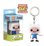 Adventure Time Pocket POP! Vinyl Schlüsselanhänger Finn 4 cm