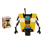 Borderlands POP! Games Vinyl Figur Claptrap 9 cm