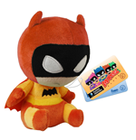 DC Comics Mopeez Plüschfigur 75th Anniversary Colorways Orange Batman 12 cm