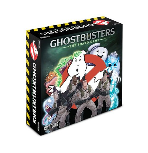 Ghostbusters Brettspiel