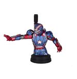 Marvel Comics Büste 1/4 Iron Patriot 26 cm