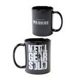 Metal Gear Solid Tasse Logo