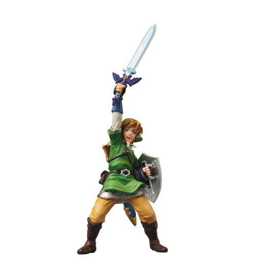 Nintendo UDF Serie 1 Minifgur Link (The Legend of Zelda: Skyward Sword) 11 cm