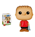 Peanuts POP! Animation Vinyl Figur Linus 9 cm