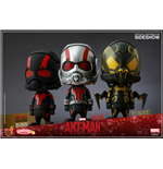 Ant-Man Cosbaby (S) Minifiguren Box Set 9 cm