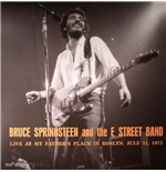 Vinyl Bruce Springsteen & E Street Band - Live At My Father's Place In Roslyn  Ny July 31  1973 Wlir Fm