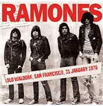 Vinyl Ramones - Old Waldorf, San Francisco 31st January 1978