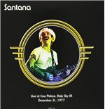 Vinyl Santana - Live At Cow Palace  Daly City  Ca 31 December 1977