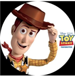 Vinyl Songs From Toy Story Favorites (Picture Disc)