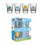 Set Glässer Adventure Time