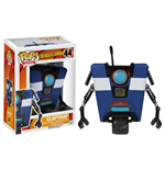 Borderlands POP! Games Vinyl Figur Blue Claptrap Limited Edition 9 cm