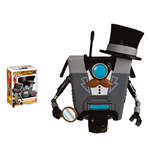 Borderlands POP! Games Vinyl Figur Gentleman Claptrap Limited Edition 9 cm