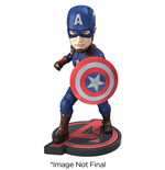 Avengers Age of Ultron Head Knocker Extreme Wackelkopf-Figur Captain America 18 cm