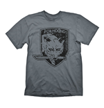 T-Shirt Metal Gear 182770