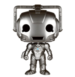 Doctor Who POP! Television Vinyl Figur Cyberman 9 cm