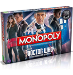 Doctor Who Brettspiel Monopoly Regeneration Ver. *Englische Version*