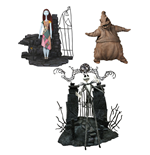 Nightmare before Christmas Select Actionfiguren 18 cm Serie 1 Sortiment (6)