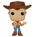 Toy Story POP! Disney Vinyl Figur 20th Anniversary Woody 9 cm
