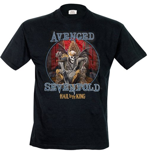 T-Shirt Avenged Sevenfold 183251