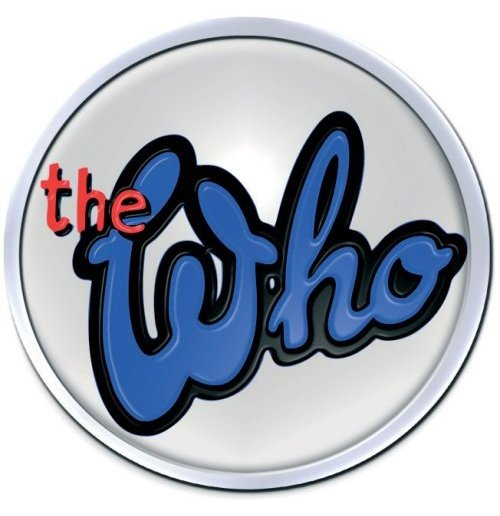 Brosche The Who  183442