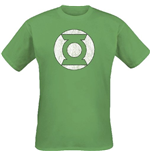 T-Shirt Die grüne Laterne - Green Logo