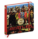 Notizblock Beatles - Sgt Pepper