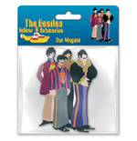 Magnet Beatles - Yellow Submarine Band