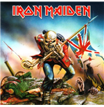 Magnet Iron Maiden - Trooper
