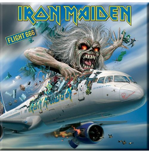Magnet Iron Maiden 184724