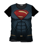 T-Shirt Batman vs Superman Dawn of Justice - Superman Body