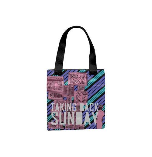 Tasche Taking Back Sunday  185275