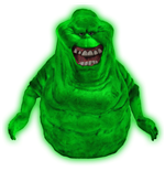 Ghostbusters Spardose Glow-In-The-Dark Slimer 20 cm