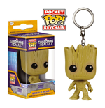 Guardians of the Galaxy Pocket POP! Vinyl Schlüsselanhänger Groot 4 cm