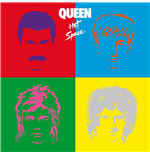 Vinyl Queen - Hot Space