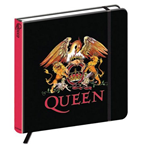 Notizbuch Queen 185655