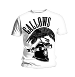 T-Shirt Gallows  Men's: Grey Britain