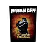 Aufnäher Green Day Back Patch: Century Breakdown