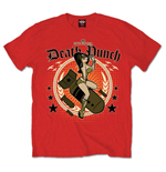T-Shirt Five Finger Death Punch: Bomber Girl für Männer