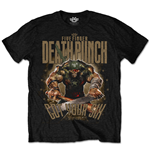 T-Shirt Five Finger Death Punch: Sgt. Major für Männer